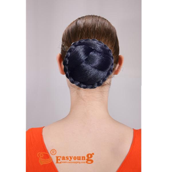 round hair bun, synthetic hair chignon HL-2770L