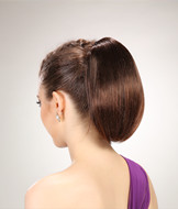 Japanese hair accessories, claw clip in hair pieces YS-8172