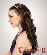Half wigs hair pieces, 1/2 hair pieces YS-7008